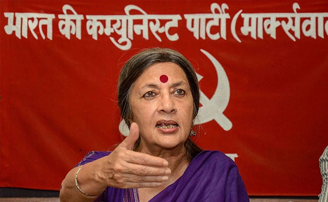 'Our Dear Jharkhand Now Known As 'Lynchistan' In Country': Brinda Karat