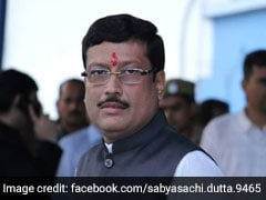 Trinamool Leader, Accused Of Anti-Party Activities, To Join BJP