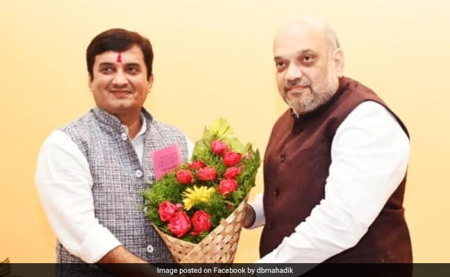 Former NCP Leaders, Who Joined BJP, Given Key Party Posts In Maharashtra