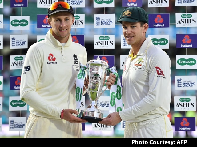Australia Retain Ashes In England For The First Time In 18 Years