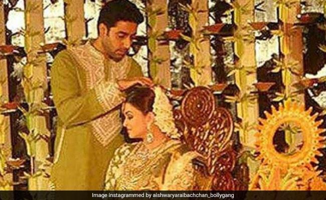 Viral: Priceless Pics From Aishwarya Rai Bachchan's Baby Shower 8 Years Ago