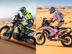 PanAfrica Rally 2019: Sherco TVS Leads With Top 3 Spots In Stage 1; Hero's Rodrigues Finishes 4th