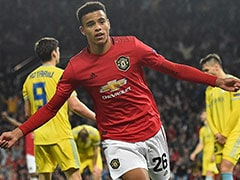Europa League: Mason Greenwood Saves Manchester United From Astana Shock