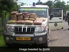 197 Kg Marijuana Recovered From Ambulance In Tripura: Police