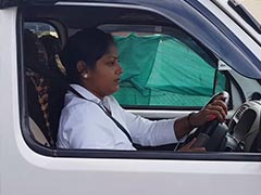 Meet Suganthi, A Woman Uber Driver Who Is Achieving Her Dreams By Driving A Cab Through The Streets Of Bengaluru
