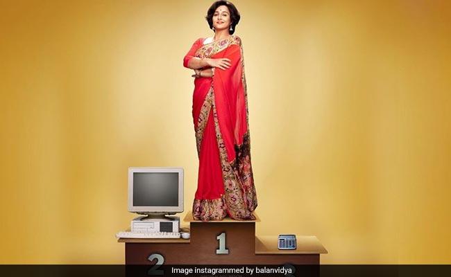 First Look: Vidya Balan As Shakuntala Devi. 'Excitement Is Multiplying'