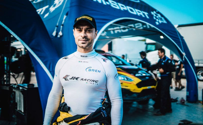Gaurav Gill made his WRC2 debut in 2018 and participated in four rallies as an unregistered driver