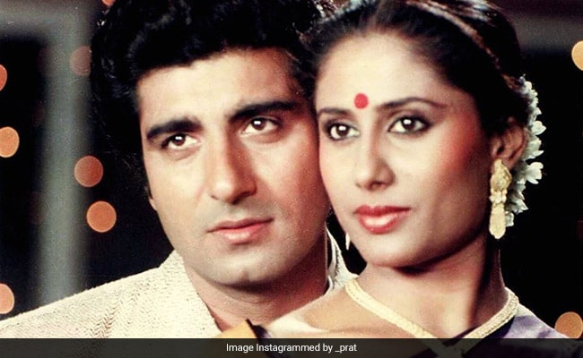 Prateik Babbar Shares A Million-Dollar Throwback Pic Of Raj Babbar And Smita Patil