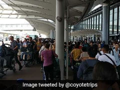 फेक्साई तूफान ने ली तीन लोगों की जान, टोक्यो एयरपोर्ट पर फंसे हज़ारों यात्री