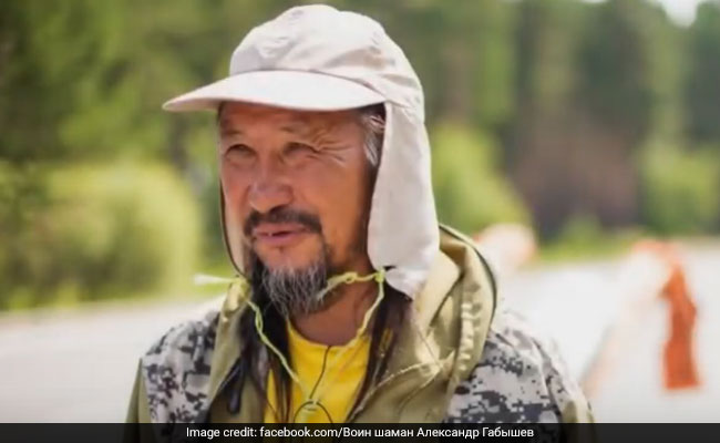 Shaman On Way To Banish Russia's Vladimir Putin Sent To Psychiatric Ward