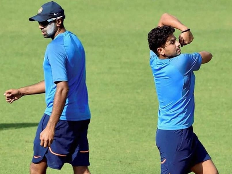 Kuldeep Yadav Looks To Make Most Of Chances With R Ashwin, Ravindra Jadeja In Test Squad