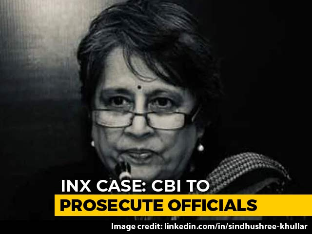 Video : Centre Allows CBI To Prosecute Ex-NITI Aayog CEO, 3 Others In INX Case
