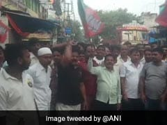 BJP Workers Clash With Cops In Bengal After MP Alleges Attack By Officer