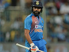 Rohit Sharma Equals MS Dhoni