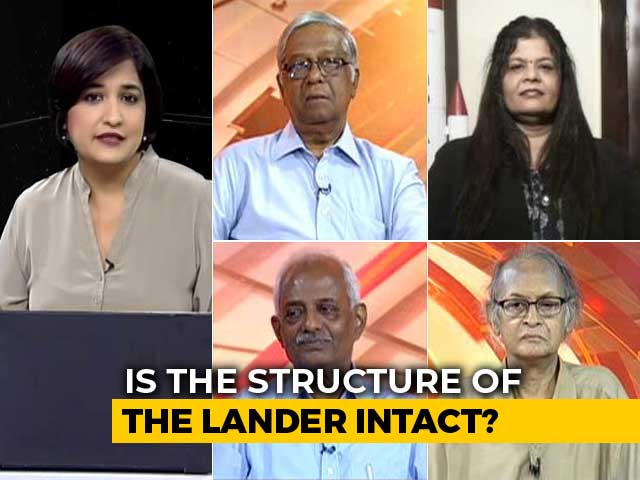 Video : What's The Possibility Of Getting In Touch With Chandrayaan 2 Lander Vikram?