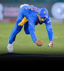 Watch: Virat Kohli Displays Insane Athleticism With One-Handed Catch