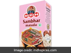MDH Sambar Masala Fails US FDA Test, Three Lots Recalled: Make Everyday Masalas At Home (Recipes Inside)