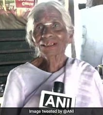 What 80-Year-Old Woman Who Sells Idli At Re 1 Said After Getting Reward