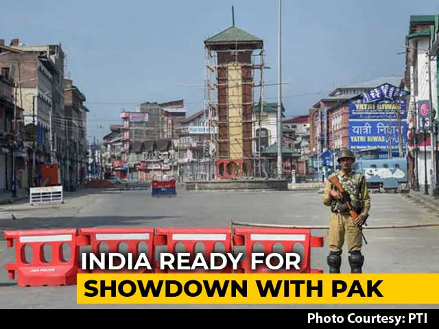 Video : India Set To Rebut Pakistan On Kashmir At UN Rights Body Meet Today