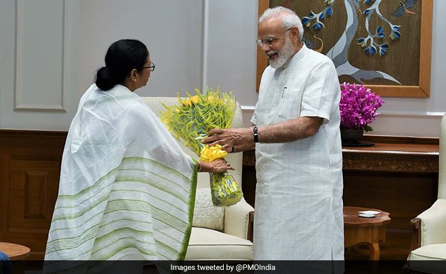 Her Good Sense Has Prevailed: Bengal BJP Chief On Mamata Banerjee-PM Meet