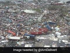 बहामास में डोरियन तूफान का कहर, मरने वालों की संख्या बढ़कर 30 हुई