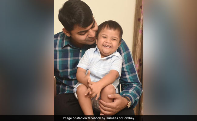 Pune Man, Who Adopted Boy With Down Syndrome, Is 'Best Mommy Of The World'