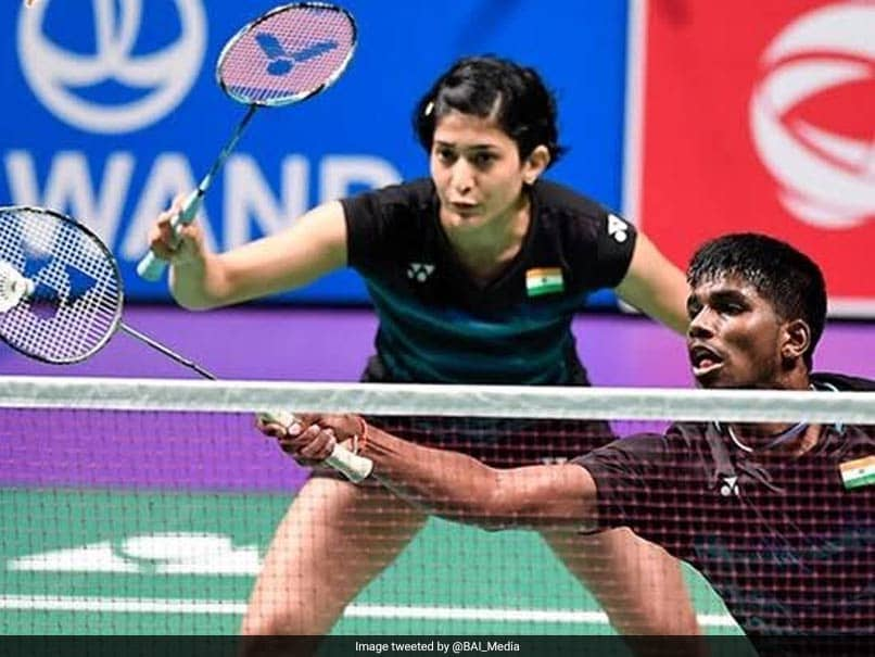 All England Open: Satwiksairaj Rankireddy, Ashwini Ponappa Crash Out In Mixed Doubles