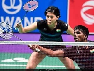 All England Open: Satwiksairaj Rankireddy, Ashwini Ponappa Crash Out In Mixed Doubles
