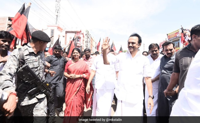 DMK To Hold State-Wide Protests Against Amit Shah's Hindi Pitch On September 20