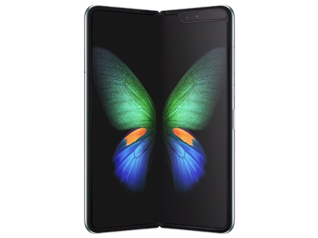 Video : Samsung Galaxy Fold First Look: Meet The Foldable Phone