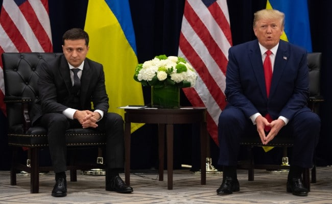 White House Email Mistakenly Sent To Democrats, Recalled Amid Ukraine Row