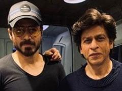 Emraan Hashmi, Who Had To Call Shah Rukh Khan 'Dhakkan', Is 'Embarrassed'