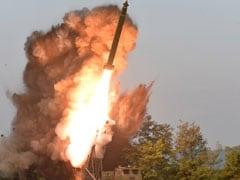 North Korea Again Tests 'Super-Large' Rocket Launcher: Report