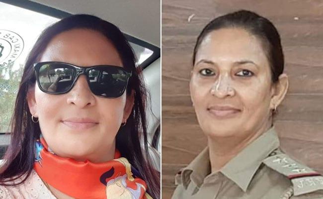 सवा करोड़ रुपये देख ईमान डोल गया पुलिसकर्मियों का, महिला इंस्पेक्टर सहित 7 सस्पेंड