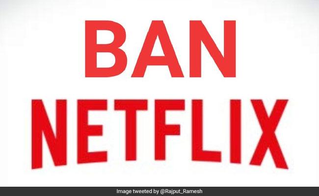 इस शिवसेना नेता ने की Netflix India को बैन करने की मांग, कहा- हिंदू कोई डोरमैट नहीं हैं जो...