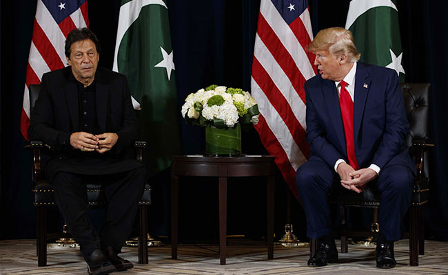 'Where Do You Find Reporters Like These?': Trump Asks Imran Khan At Meet
