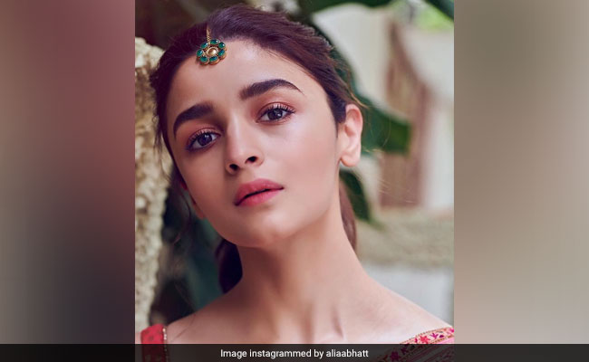 Alia Bhatt Shares An Update On Karan Johar's Takht
