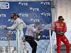 Russian Grand Prix: Lewis Hamilton Leads Mercedes One-Two Finish In Russia