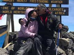 The Time Milind Soman And Ankita Konwar Went On The 'Most Amazing 5 Day Trek'