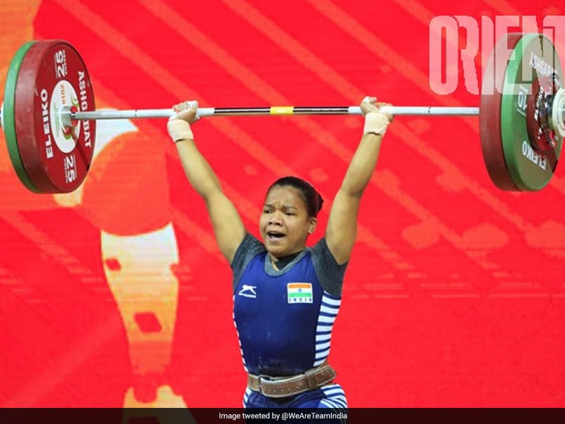 World Weightlifting Championships: Jhilli Dalabehera Crashes Out Of The Competition