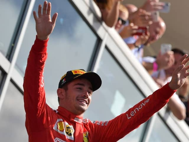 Italian Grand Prix: Cool Charles Leclerc Delivers Ferrari Monza Triumph