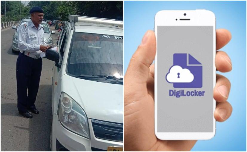 DigiLocker is a cloud-based platform that stores your digital copies of your documents online