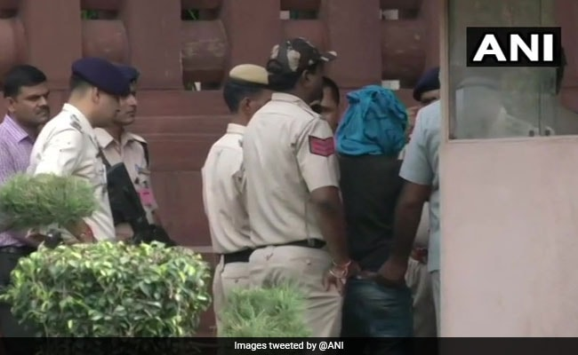 Delhi Man Tries To Enter Parliament With Knife, Arrested