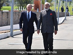 """Russia, India Don't Interfere In Internal Matters Of Other Nations"": PM"