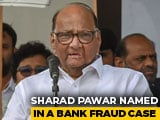 Video : Sharad Pawar Heads To Probe Agency, Big Gatherings Banned In South Mumbai