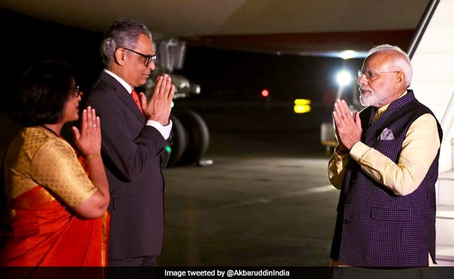 'Waited For Long To Greet You': Top UN Envoy Receives PM Modi In US