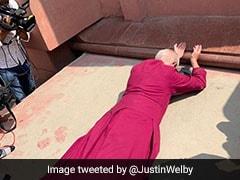 """Ashamed"": Archbishop Of Canterbury Lays Down At Jallianwala Memorial"