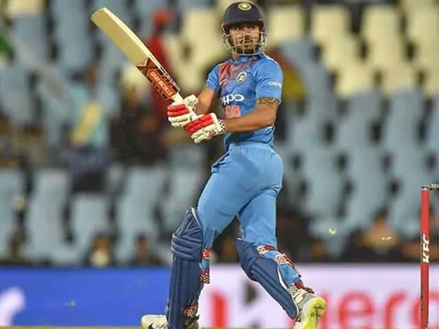 Manish Pandey, Shivam Dube Lead India A To Four-Wicket Win Over South Africa A