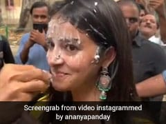 कार्तिक आर्यन ने अनन्या पांडे से लिया बदला, एक्ट्रेस का यूं आया रिएक्शन- देखें Video