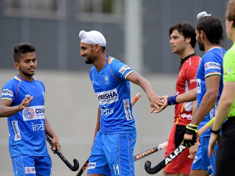 Mandeep Singh, Akashdeep Singh Help India Beat Belgium 2-0